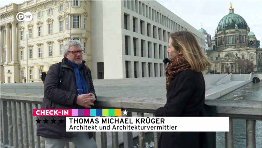 Thomas Michael Krüger, TICKET B – Experience Architecture / Guiding Architects Berlin - We all are architects