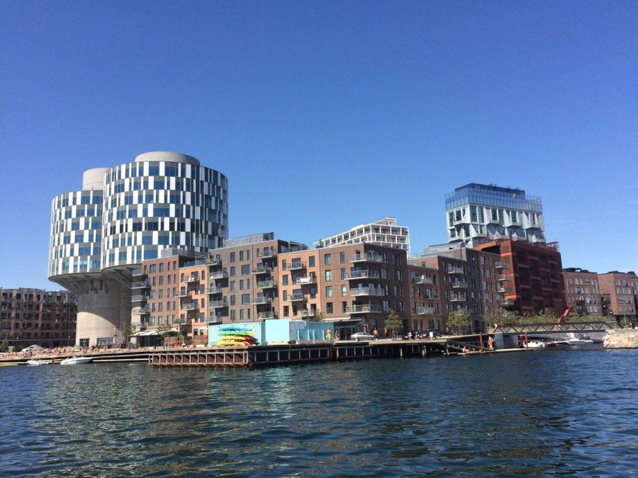 Nordhavn - Silos.