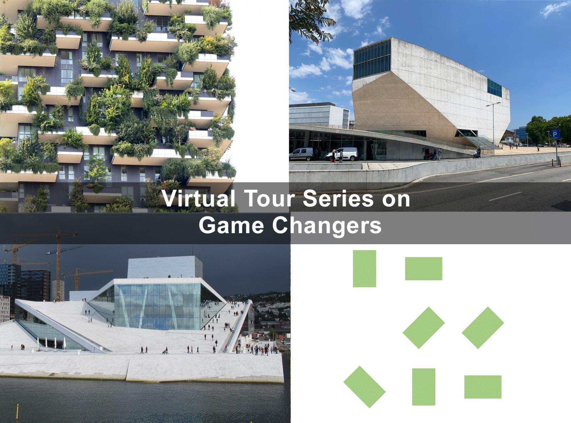 virtual tour series game changers